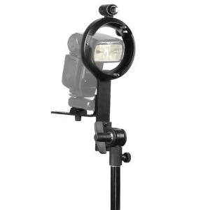 Jinbei ET-1 Bowens to Speed Light Flash Adapter Bracket