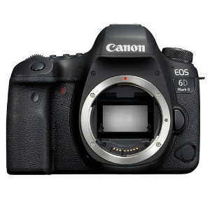Canon EOS 6D Mark II DSLR – Body Only
