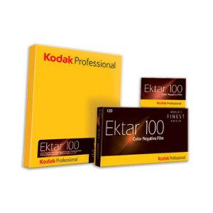 Kodak Ektar 100 Professional 120 Roll Film