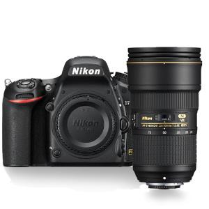 Nikon D750 DSLR + 24-70mm f/2.8E ED VR Lens