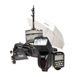 Phottix Scott Kelby Mitros+ and Odin Studio Flash Kit - Canon Mount
