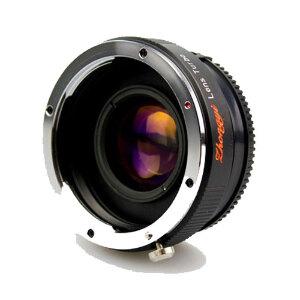 Mitakon Zhong Yi Turbo Lens Adapter - Canon EF to Fuji FX Mount