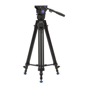 Benro BV4 Twin Leg Video Tripod Kit – AD73T