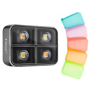 iBlazr 2 Wireless LED Flash Light + Diffuser Kit for Smartphones