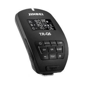 Jinbei TR-Q6 TTL HSS Flash Trigger with Bluetooth