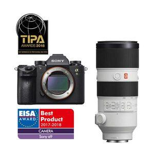 Sony A9 + 70-200mm f/2.8 OSS G Master Lens