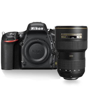 Nikon D750 DSLR + 16-35mm f/4G ED VR Lens