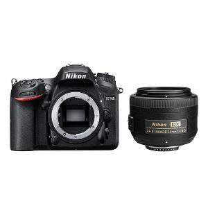 Nikon D7200 DSLR + 35mm f/1.8G Lens