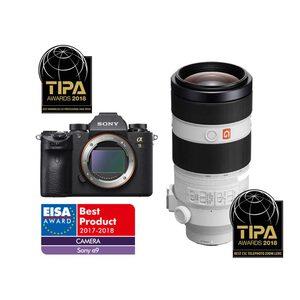 Sony A9 + 100-400 f/4.5-5.6 OSS G Master Lens