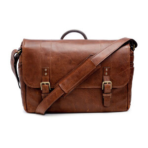 ONA Union Street Leather Camera and Laptop Bag