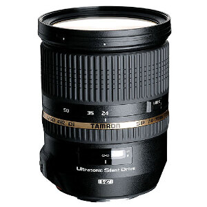 Tamron Lens SP AF24-70mm F/2.8 XR Di USD - Nikon Mount