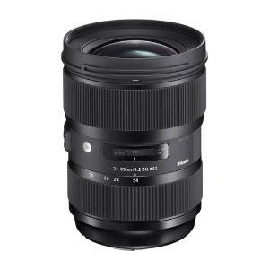 Sigma 24-35mm F2 DG HSM Art Series Lens - Canon Mount