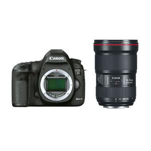 Canon EOS 5D Mark III DSLR + 16-35mm F/2.8L III USM Lens