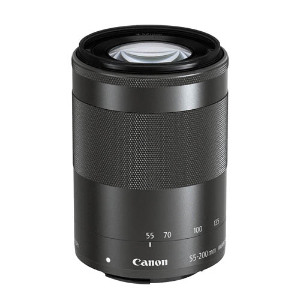 Canon EF-M 55-200mm f/4.5-6.3 IS STM No-Packaging
