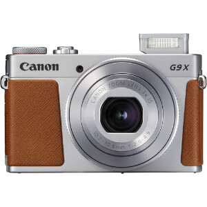 Canon PowerShot G9X Mark II Demo