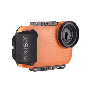 AquaTech AxisGO Underwater Sport Housing for iPhone 7 and 8 PLUS