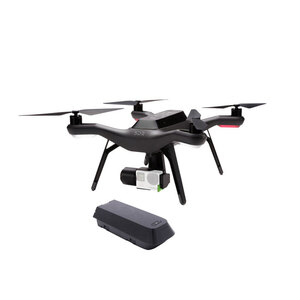 3DR Solo Quadcopter with Gimbal, Backpack + Spare Battery
