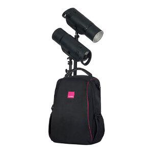 Bowens XMT500 2 Head Flash Kit – No Batteries