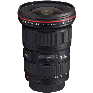 Canon EF 16-35mm f/2.8L II USM Lens - Ex Display