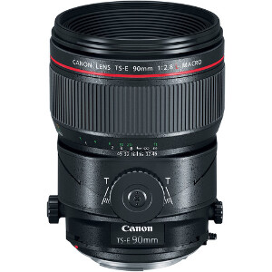Canon TS-E 90mm f/2.8L Macro Tilt Shift Lens