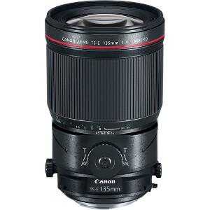 Canon TS-E 135mm f/4L Macro Tilt Shift Lens