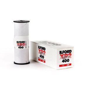 Ilford XP2 SUPER 120 – Black & White Medium Format Film