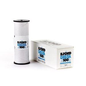 Ilford Delta 100 Professional 120 – Black & White Medium Format Film