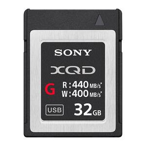 Sony XQD G Series 32GB - 440mb/s