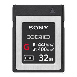 Sony XQD G Series 32GB - 440mb/s