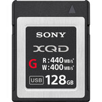 Sony XQD G Series 128GB - 440mb/s