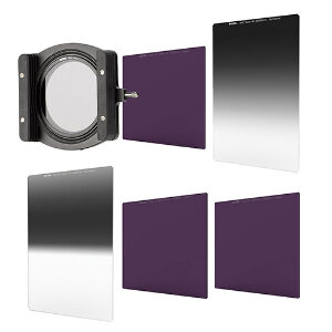 NiSi 70mm Aluminium Filter Holder Kit M1