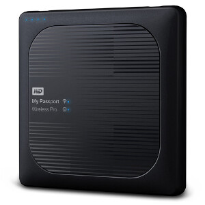 Western Digital My Passport Wireless Pro - 4TB