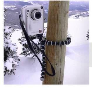 Joby GorillaPod Tripod for compact cameras