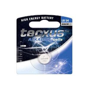 Tecxus Alkaline LR54 Battery