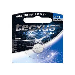 Tecxus Alkaline Button Cell LR44