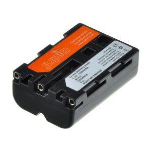 Jupio NP-FM500H Battery – for Sony Cameras
