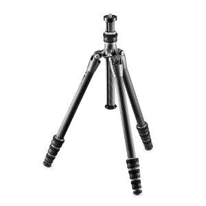 Gitzo Traveler Series 0 – 4-Section Carbon Fibre Tripod – Legs Only #GT0545T