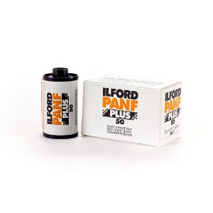 Ilford Pan F Plus Black & White Negative Film