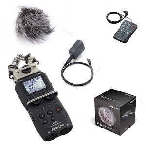 Zoom H5 + APH-5 Accessory Pack