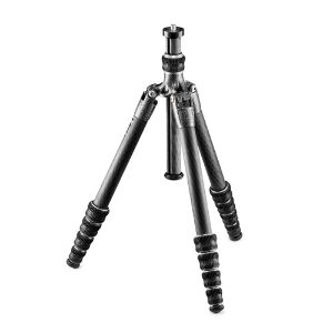 Gitzo Traveler Series 1 - 5-Section Carbon Fibre Tripod – Legs Only #GT1555T