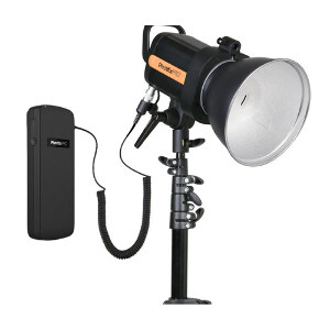 Phottix Indra360 TTL Studio Light and Battery Pack Kit
