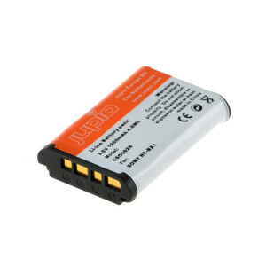 Jupio 1250mAh Rechargeable Li-Ion Battery - Sony NP-BX1