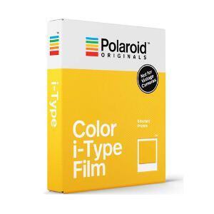 Polaroid Originals I-Type Colour Film – 8 Pack