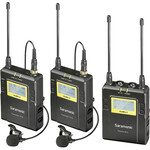 Saramonic UWMIC9 Twin Wireless Lav Kit