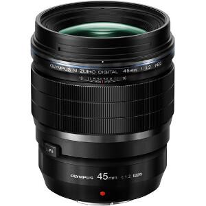 Olympus M.Zuiko 45mm f/1.2 PRO Lens