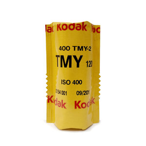 Kodak T-Max 400 Black and White 120 Format Film