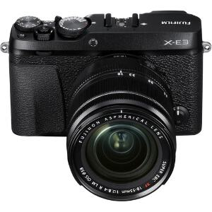 Fujifilm X-E3 + XF 18-55mm f/2.8-4 R LM OIS Lens