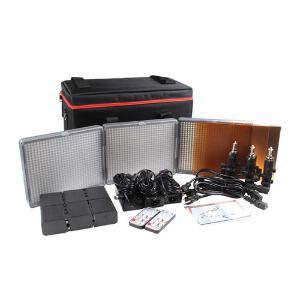 Aputure Amaran LED HR672 – 3 Light Kit