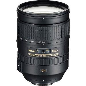 Nikkor Lens - AF-S 28-300mm f/3.5-5.6G ED VR No-Packaging