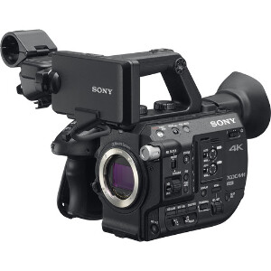 Sony PXW-FS5 NXCAM Super 35 4K  Camcorder No-Packaging